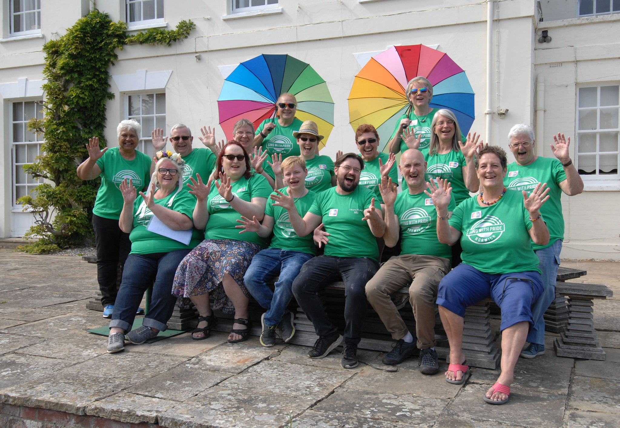 Sing with Pride at Stody